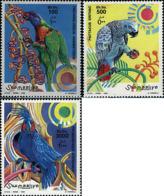 Ref. 76629 * NEW *  - SOMALIA . 1999. PARROTS. LOROS - Somalia (1960-...)