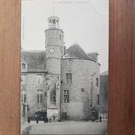 Pont-l'Abbé.le Chateau.édition Villard 253.vue Différente - Pont L'Abbe