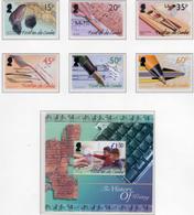 2004 - TRISTAN DA CUNHA - Yv.  Nr. 751/756 + BF 45 - (UP131.21) - Tristan Da Cunha
