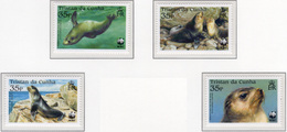 2004 - TRISTAN DA CUNHA - Yv.  Nr. 757/760 - (UP131.21) - Tristan Da Cunha