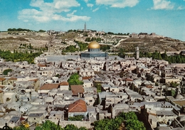 Jerusalem -  Mosque Mosquee The Dome Of The Rock 1973 - Islam