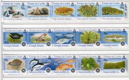 2005 - TRISTAN DA CUNHA - Yv.  Nr. 774/778 - (UP131.22) - Tristan Da Cunha