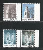 IRLANDA - 1975: 4 ValorI Nuovi Stl Dedicati All' ANNO EUROPEO DEL PATRIMONIO ARCHITETTONICO - In Ottime Condizioni. - 1949-... Repubblica D'Irlanda
