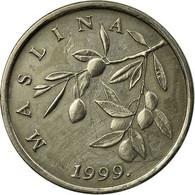 Monnaie, Croatie, 20 Lipa, 1999, TTB, Nickel Plated Steel, KM:7 - Croatie
