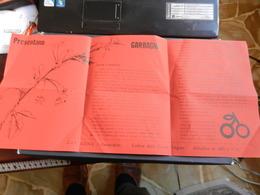 6c) GENOVA EUROFLORA 1971 PRESENTAZIONE CILIEGIE GARBAGNA ALESSANDRIA - Pubblicitari