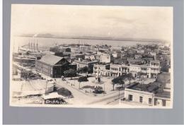 PANAMA  San Cristobal Ca 1930 OLD  PHOTO POSTCARD - Panama