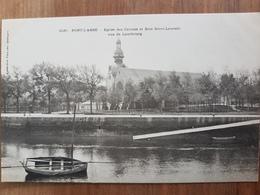 Pont-l'Abbé.église Des Carmes.édition Villard 3129 - Pont L'Abbe
