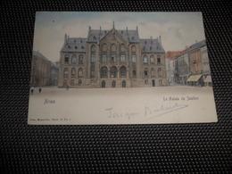 Arlon  Le Palais De Justice  -  Nels Serie 31 N° 1 En Couleurs - Arlon