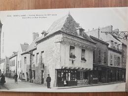 Pont-l'Abbé.vieilles Maisons.édition Villard 3133 - Pont L'Abbe