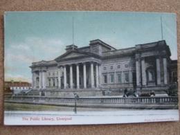 The Public Library, Liverpool, Lancashire - Bibliothèques