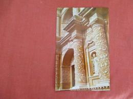 Guatemala  La Merced Church   Ref 3273 - Guatemala