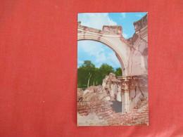 Guatemala  Ruinas La Recoleccion Church    Ref 3273 - Guatemala