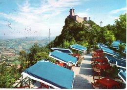 BELLISSIMA CARTOLINA SAN MARINO  E805 - San Marino