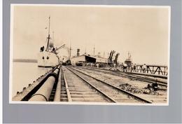 PANAMA  Harbour Ca 1930 OLD  PHOTO POSTCARD - Panama