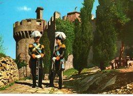 BELLISSIMA CARTOLINA SAN MARINO  E807 - San Marino
