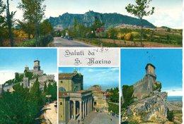 BELLISSIMA CARTOLINA SAN MARINO  E809 - San Marino