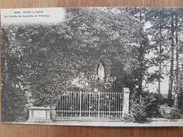 Pont-l'Abbé.la Grotte De Lourdes De Treougy.édition Villard 3639 - Pont L'Abbe