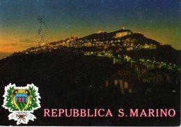 BELLISSIMA CARTOLINA SAN MARINO  E810 - San Marino