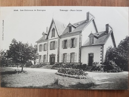 Pont-l'Abbé.chateau De Treougy.édition Villard 3644 - Pont L'Abbe