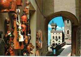 BELLISSIMA CARTOLINA SAN MARINO  E813 - San Marino