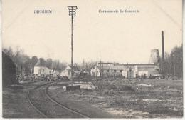 Diegem - Dieghem - Cartonnerie De Coninck - Phototypie Marco Marcovici, Brussel - Diegem