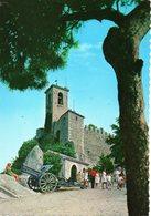 BELLISSIMA CARTOLINA SAN MARINO  E816 - San Marino