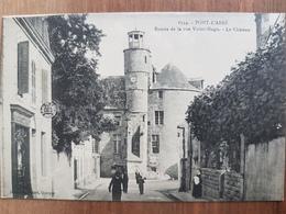 Pont-l'Abbé.entrée De La Rue Victor Hugo.édition Villard 6724 - Pont L'Abbe