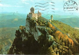 BELLISSIMA CARTOLINA SAN MARINO  E819 - San Marino
