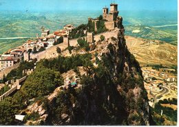BELLISSIMA CARTOLINA SAN MARINO  E820 - San Marino