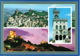 BELLISSIMA CARTOLINA SAN MARINO  E824 - San Marino
