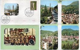 Pochette Enveloppe - Cachet II Mostra Filatelica    (112730) - 1971-80: Poststempel