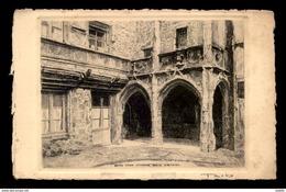 GRAVURE - RODEZ (AVEYRON) - ILLUSTRATEUR ROBIDA - Vieux Papiers