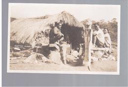 PHILIPPINES  Bontoc Igorotes Home Ca 1920 OLD  PHOTO POSTCARD - Filippine