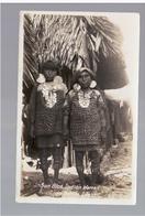 PANAMA  San Blas Indian Women In Native Dress 1928 OLD  PHOTO POSTCARD - Panama