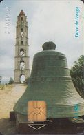 Cuba CUB-15 Inzaga Tower And Bell - Cuba