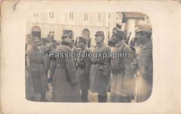 CARTE PHOTO  PREDAZZO 1914/18  KAISER KARL - Italy