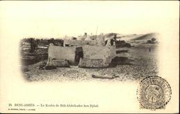 BENI ABBES   La Kouba De Sidi- Abdelkader Ben Djilali - Algérie