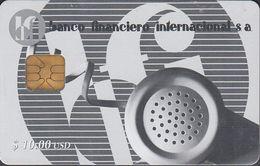 Cuba CUB-20 Banka Financiero Int. - Segunda ( 100.000x) - Cuba