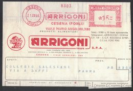 AP27   Italia,Italy Red Meter / Freistempel / Ema 1964 ARRIGONI Cesena - Affrancature Meccaniche Rosse (EMA)