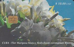 Cuba CUB-68 White Lilies  (22.000x) - Cuba
