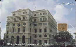 Cuba CUB-47 House Of Commerce  (20.000x) - Cuba