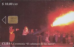 Cuba CUB-51 Historic Ceremony  (20.000x) - Cuba