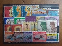 LIBIA - Lotticino Nuovi ** + Spese Postali - Libia