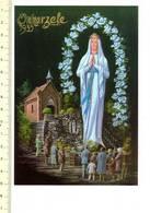 50291 - ONKERZELE 1933 - ONZE LIEVE VROUW - Vierge Marie & Madones