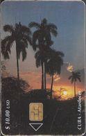Cuba CUB- 110 Sunset (30.000x) - Cuba