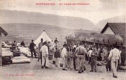 """PONTARLIER """" Camp Des Pareuses"""" - Pontarlier"""