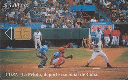 Cuba CUB- 120 Sport - Baseball (30.000x) - Cuba