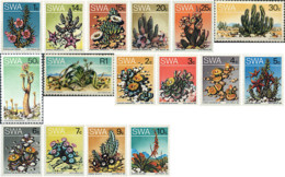 Ref. 95811 * NEW *  - SOUTH WEST AFRICA . 1973. CACTUSES. CACTUS - Timbres