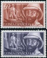 Ref. 198495 * NEW *  - SPANISH GUINEA . 1955. 100 ANIVERSARIO DEL NACIMIENTO DEL EXPLORADOR MANUEL IRADIER - Ifni