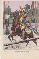 Uniformes Du 1er Empire Cuirassier Du 7eme Régiment 1812 ( Carte Tirée à 400 Ex ) - Uniformen